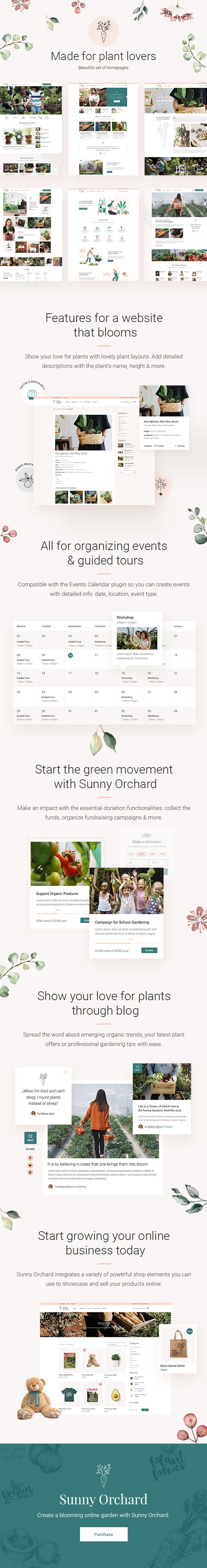 SunnyOrchard - Landscaping and Gardening Theme - 1 SunnyOrchard - Landscaping and Gardening Theme Nulled Free Download SunnyOrchard – Landscaping and Gardening Theme Nulled Free Download 01